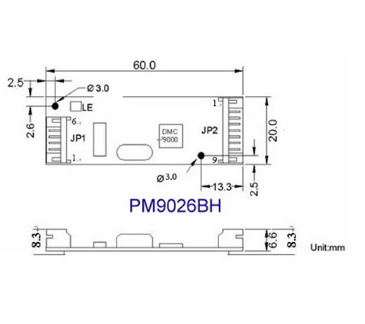 PM9026BH