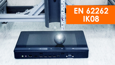 AMT 展示套件 – IK08 测试标准