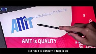 AMT GFG & GFG LR Resistive Touch Panel