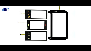 AMT Resistive Touch Window & Framed Touch