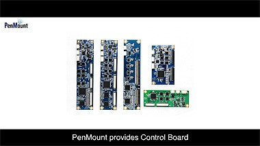 PenMount Projected Capacitive Touch controller