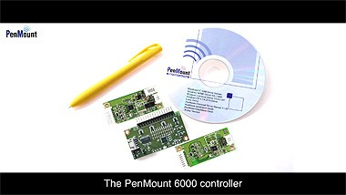 PenMount Resistive Touch Controller